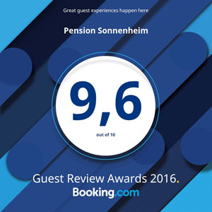 Pension Sonnenheim Booking.com Review